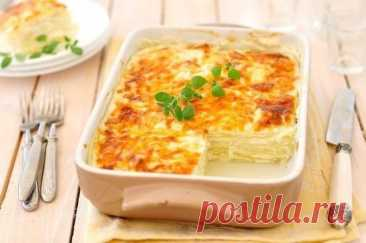 Kaserol vegetable marrows casserole - Simple recipes of Овкусе.ру