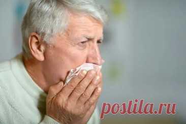 А вы знаете, что такое сердечный кашель? И как отличить его от простудного? - Народная медицина - медиаплатформа МирТесен