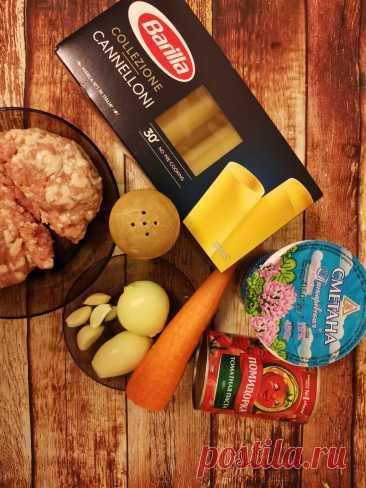 Каннелони с фаршем по итальянским рецептам Макароны «каннелони» одно из самых популярных блюд в Италии. Представляют они собой... Читай дальше на сайте. Жми подробнее ➡