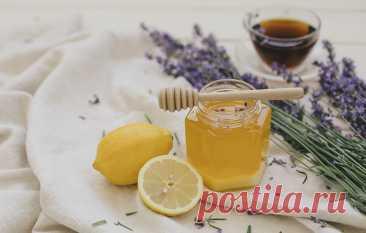 ღЛимонный сок для волос и кожи лица