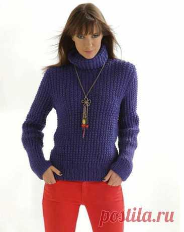 Кофты узором Кукурузка спицами – 4 схемы с описанием вязания и МК видео — Пошивчик одежды