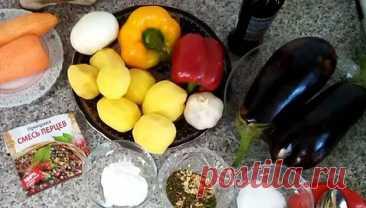 """Чисанчи - БУДЕТ ВКУСНО! - медиаплатформа МирТесен Друзья, хочу вас познакомить с очень вкусным и оригинальным блюдом. Это популярное в Китае овощное горячее блюдо Ди Сань Сиянь (в России известно как Чисанчи) Это блюдо вегетарианское, в нем нет мяса. Название этого блюда весьма романтично, и переводится как """"Три земных свежести"""". В его состав"""