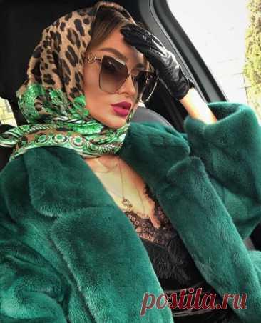 Шелковый платок: 9 оригинальных и элегантных способов носить этот эффектный аксессуар   LADY DRIVE 🎯   Яндекс Дзен