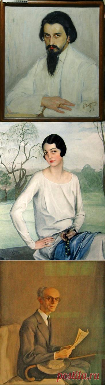 ✨Выдающийся портретист Савелий Сорин