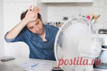 Мокрые полотенца, лёд, вентиляторы: как спастись от жары без кондиционера