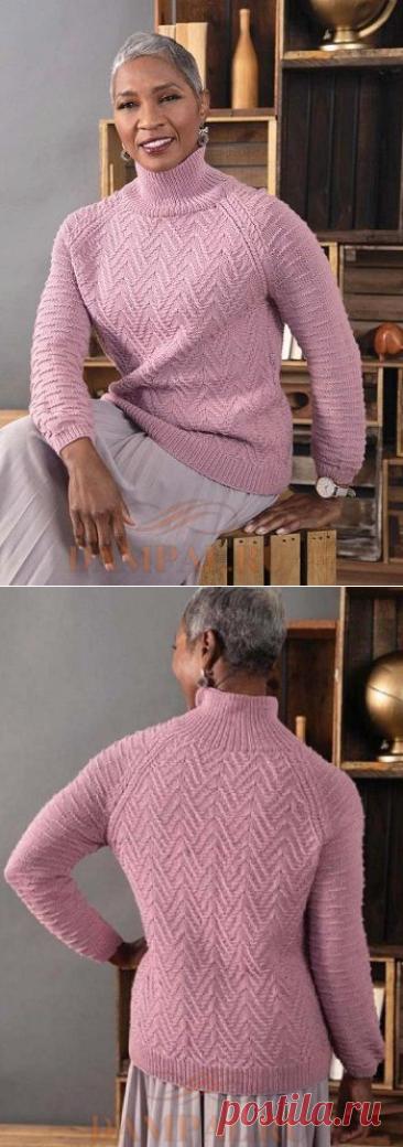 Женский свитер «Susurration» | DAMские PALьчики. ru