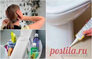 8 советов, которые помогут защитить ванную комнату от вражеской плесени и грибка Ванная комната - потенциальное место появления грибка и плесени. Повышенная влажность - наиболее благоприятное условие для распространения этой заразы. Но можно найти и на нее управу. Мы подобрали 8 с...