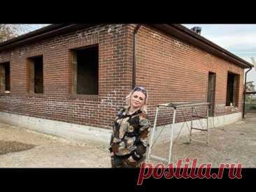 Строительство домов под ключ, кирпичный дом, мягкая кровля. Дом мечты, жить в Краснодарском крае.