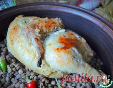 Курица по-ирански – кулинарный рецепт