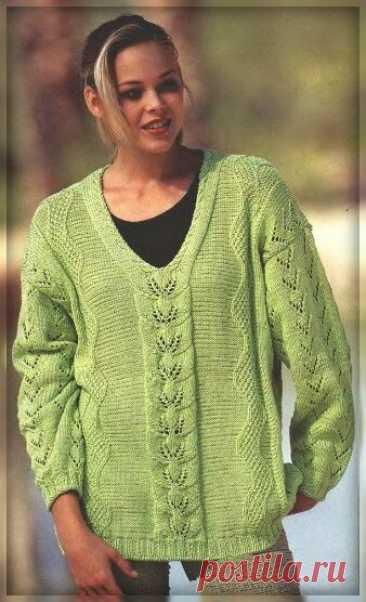 Вязание. Тот самый модный оверсайз, только из журналов прошлых лет. Подборка моделей. Схемы, описание. | 101 СЕКРЕТ | Яндекс Дзен