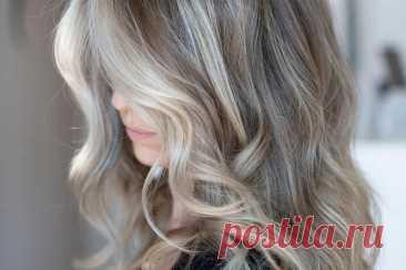 «Грибная» красотка: как выглядят два самых модных оттенка дляокрашивания волос(***)