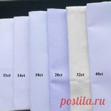 355.14руб. 38% СКИДКА|Ткань для вышивки крестом Aida, 40х40 см, 18ct, 28ct, 40ct, 40ct, имеет дефекты, ручные принадлежности для рукоделия, шитье, вышивка|cross stitch|embroidery diycross fabric | АлиЭкспресс Покупай умнее, живи веселее! Aliexpress.com