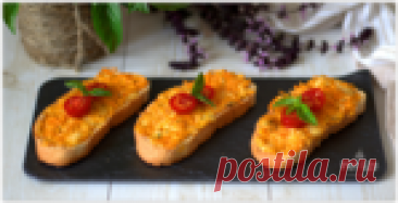 """""""Улётные"""" бутерброды с секретом - готовятся из простых продуктов, а в любой компании разлетаются на ура)"""