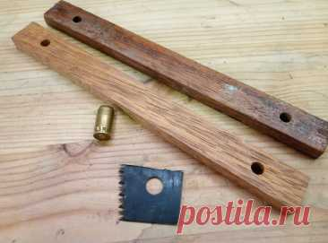 Разметочный нож своими руками | Пикабу