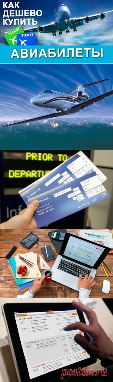 Как хорошо сэкономить при покупке билета на самолёт: запоминайте совет! - Кулинария, красота, лайфхаки