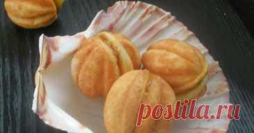 Орешки-старомодное печенье Блог о выпечке