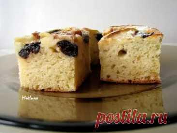 Сырник с черносливом: праздничный десерт, быстро и легко. - Скатерть-Самобранка - медиаплатформа МирТесен