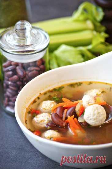 Легкий, вкусный, полезный суп с фрикадельками. Здравствуйте, дорогие подписчики и гости моего канала Домохозяйка со стажем! Почти каждые... Читай дальше на сайте. Жми подробнее ➡