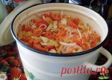 Салат «Ocтряк» — вкуснотища необыкновенная!