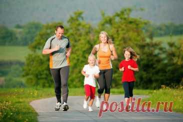 Быстрая ходьба полезней бега для Вашего организма