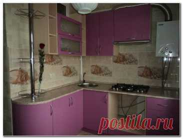 Angular kitchens, design, styles, registration (photo). | Design of kitchen, interior, repair, photo.