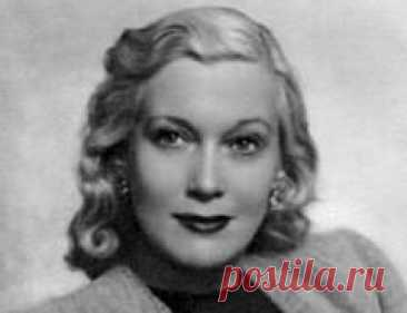 Сегодня 26 января в 1975 году умер(ла) Любовь Орлова