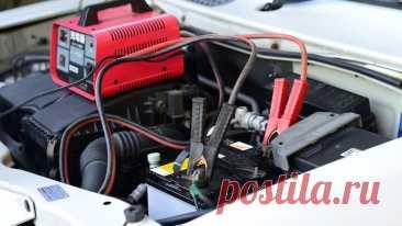 Сколько времени нужно заряжать аккумулятор автомобиля