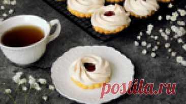 🌸 Красивое и очень вкусное песочное печенье!