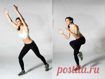 7 упражнений на пресс стоя | ВАШ СПОРТ