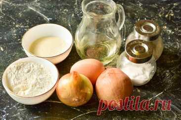 Львовские цыбульники: рецепт с фото пошагово