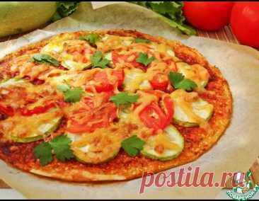 """""""Пицца"""" из цветной капусты – кулинарный рецепт"""