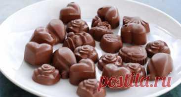 Шоколад домашний – лучшее проявление любви к своей семье