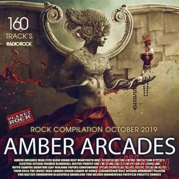 Amber Arcades: October Rock Compilation (2019) Mp3 Исполнитель: Varied PerformersНазвание: Amber Arcades: October Rock CompilationСтрана: WorldЛейбл: Planet RockЖанр музыки: Rock, Hard Rock, AlternativeДата релиза: 2019Количество композиций: 160Формат | Качество: MP3 | 320 kbpsПродолжительность: 10 :23 :28Размер: 1,37 GB (+3%)TrackList:001. Ambеr