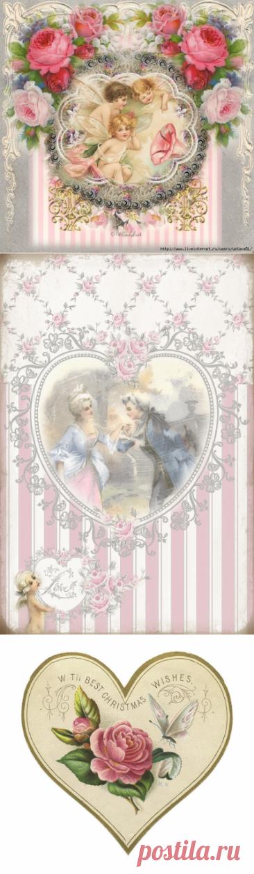 винтажные картинки для творчества   Записи в рубрике винтажные картинки для творчества   Дневник olka3959