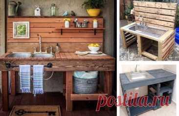 Дачная мебель и аксессуары из доски на 100🛠Актуальные идеи поделок своими руками | УДОБНО ЖИТЬ! | Яндекс Дзен