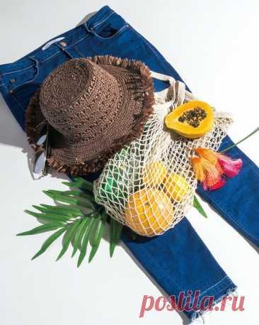 Летняя шляпка - схема вязания крючком и вопрос: из чего связать такую шляпу? | Непутёвые заметки про вязание | Яндекс Дзен
