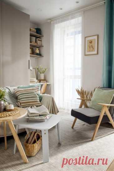 Примеры небольших и уютных гостиных | Роскошь и уют