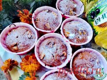 Гречнево-ореховые маффины Кулинарный рецепт
