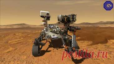 В NASA получили первые данные о погоде на Марсе от марсохода Perseverance | OCG NEWS