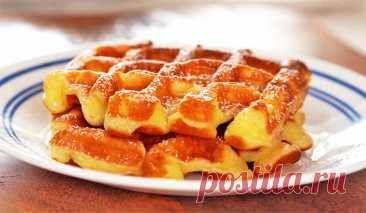 Творожные вафли | Рецепты на FooDee.top