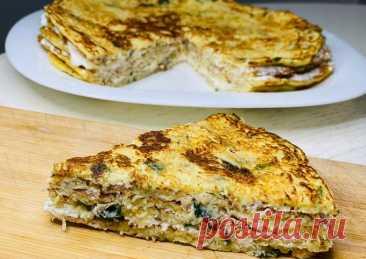(5) Кабачковый торт ❤️ - пошаговый рецепт с фото. Автор рецепта Кристина . - Cookpad