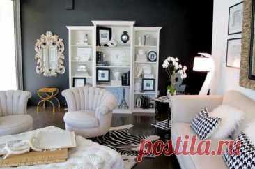 Белая мебель в интерьере - Мебель в интерьере