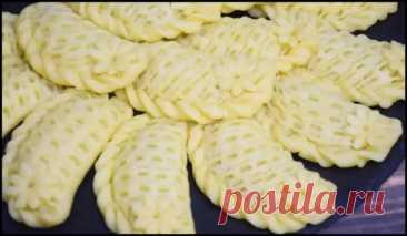 Нашла необычный рецепт печенья с узорами: хрустящее, вкусное, а главное - простое в приготовлении! - Ваши любимые рецепты - медиаплатформа МирТесен
