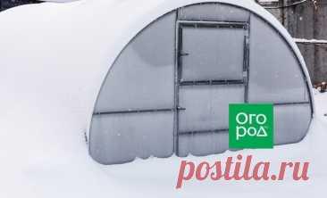 Календарь ухода за обогреваемой теплицей из стекла и поликарбоната | Дела огородные (Огород.ru)