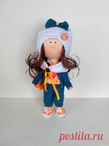 Игрушки, куклы текстильная кукла лиля купить у мастера без наценок! - DIY Рукоделие портал о рукоделии от мастеров для мастеров и не только!
