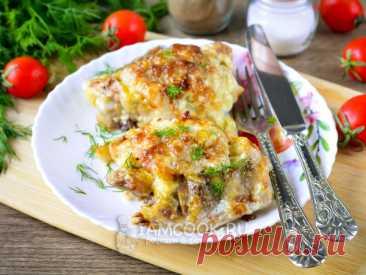 Куриные бедрышки, фаршированные сыром — рецепт с фото Нафаршируйте куриные бедра сыром и чесноком, смажьте майонезом и запекайте в духовке. Сыр внутри расплавится, а чеснок даст яркий аромат.