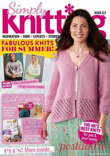 Ассорти из разных журналов по вязанию.   Вязание для женщин спицами. Схемы вязания спицами