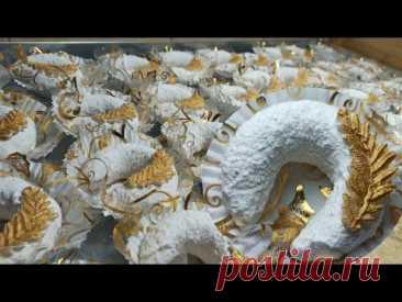 طلبية تشاراك مسكر بالعجينة السحرية يذوبو الفم مع جميع اسرار نجاح المقادير مضبوطة لأكثر من 100 حبة