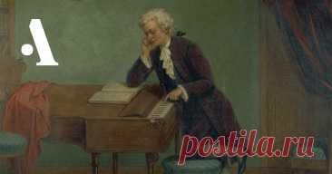Фактчек: 14 самых популярных легенд о Моцарте Правда ли, что Моцарт был вундеркиндом, любил неприличный юмор и воровал чужие идеи