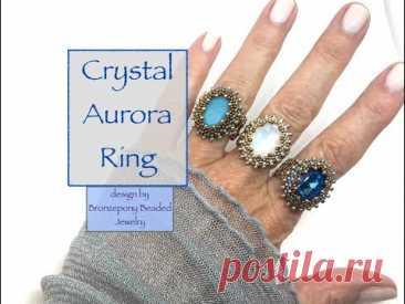 Crystal Aurora Ring
